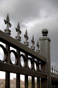 Aluminum Ornamental Fences